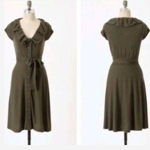 Sparrow Kindred Spirit Knit Dress Button Dress
